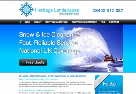 heritage-gritting