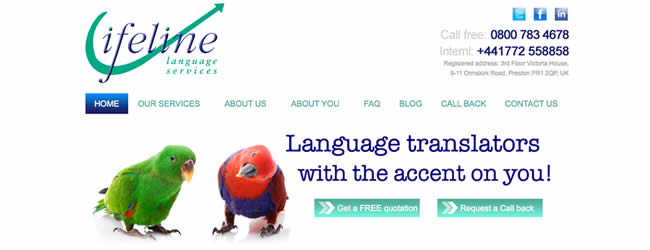 Lifeline Language Services Blog Image